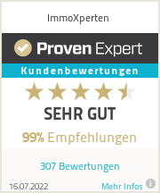 Erfahrungen & Bewertungen zu ImmoXperten