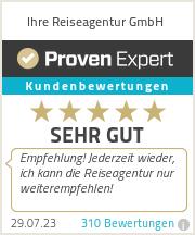 Erfahrungen & Bewertungen zu Ihre Reiseagentur GmbH