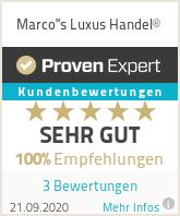 Erfahrungen & Bewertungen zu Marco Rossau