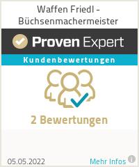 Erfahrungen & Bewertungen zu Waffen Friedl - Büchsenmachermeister