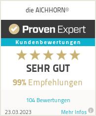 Erfahrungen & Bewertungen zu die AICHHORN®