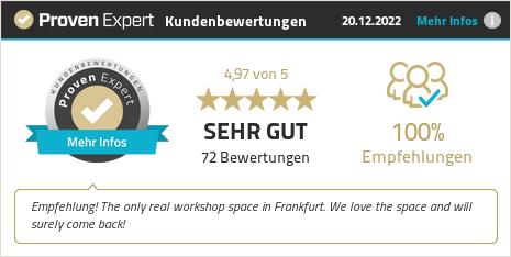 Kundenbewertungen & Erfahrungen zu nyce consulting GmbH. Mehr Infos anzeigen.