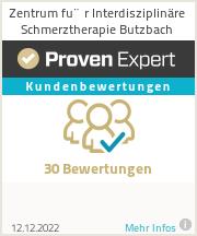 Erfahrungen & Bewertungen zu ZENTRUM FÜR SCHMERZTHERAPIE UND ANÄSTHESIE AM SCHLOSS BUTZBACH