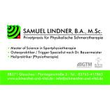 Privatpraxis für Physikalische Schmerztherapie - M.Sc. Samuel Lindner, B.A.