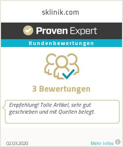 Erfahrungen & Bewertungen zu sklinik.com