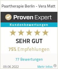 Erfahrungen & Bewertungen zu Vera Matt - Paartherapie Berlin