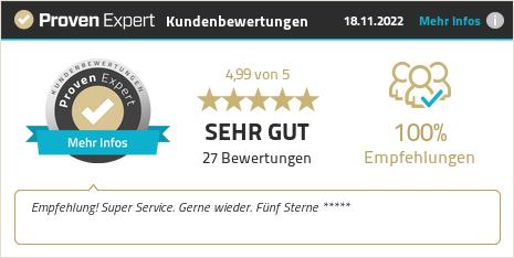 Erfahrungen & Bewertungen zu Ventire GmbH anzeigen