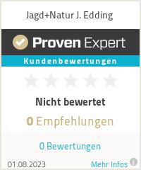 Erfahrungen & Bewertungen zu Jagd+Natur J. Edding