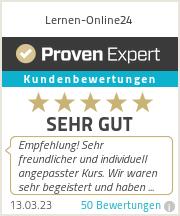 Erfahrungen & Bewertungen zu Lernen-Online24