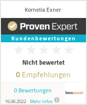 Erfahrungen & Bewertungen zu Kornelia Exner