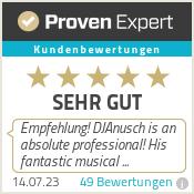 Erfahrungen & Bewertungen zu DJ Anusch