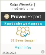 Erfahrungen & Bewertungen zu Katja Wieneke