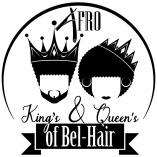 Afro King's & Queen's of Bel-Hair logo