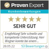 Erfahrungen & Bewertungen zu Christopher Wagner