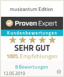 Erfahrungen & Bewertungen zu musicantum Edition