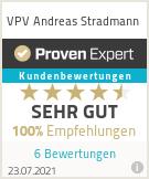 Erfahrungen & Bewertungen zu VPV Andreas Stradmann