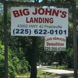 Big Johns Landing