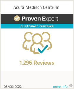 Ratings & reviews for Acura Medisch Centrum