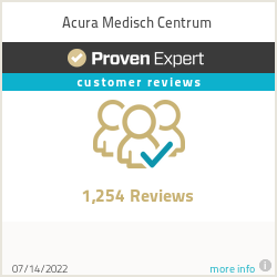 Ratings & reviews for Acura Medisch Centrum