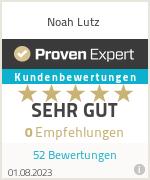 Erfahrungen & Bewertungen zu Noah Lutz