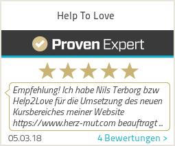 Erfahrungen & Bewertungen zu Help To Love