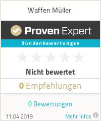 Erfahrungen & Bewertungen zu Waffen - Müller