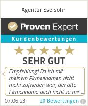 Erfahrungen & Bewertungen zu Agentur Eselsohr