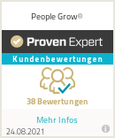 Erfahrungen & Bewertungen zu people grow Personalberatung