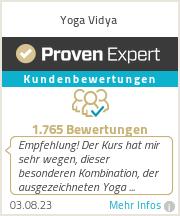 Erfahrungen & Bewertungen zu Yoga Vidya