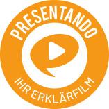 Presentando - Ihr Erklärfilm logo