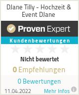 Erfahrungen & Bewertungen zu DJane Tilly - Hochzeit & Event DJane