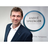 Versicherungsmakler André Sprenger