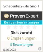 Erfahrungen & Bewertungen zu Schadenfux24.de GmbH