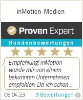 Erfahrungen & Bewertungen zu inMotion-Medien