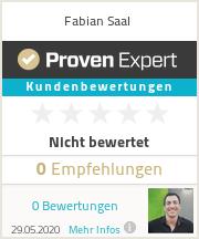 Erfahrungen & Bewertungen zu Fabian Saal