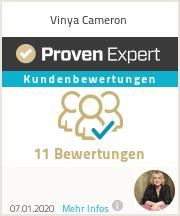 Erfahrungen & Bewertungen zu Vinya Cameron