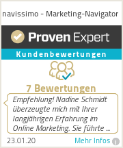 Erfahrungen & Bewertungen zu navissimo - Business- & Marketing-Navigator