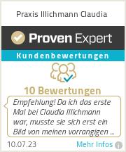 Erfahrungen & Bewertungen zu Praxis Illichmann Claudia