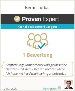 Erfahrungen & Bewertungen zu Bernd Torba