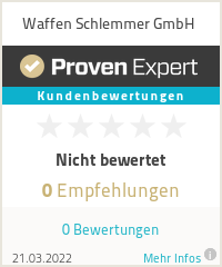Erfahrungen & Bewertungen zu Waffen Schlemmer GmbH
