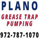 Plano Grease Trap Pumping
