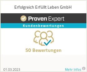 Erfahrungen & Bewertungen zu Erfolgreich Erfüllt Leben GmbH
