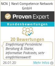 Erfahrungen & Bewertungen zu NCN | Next Competence Network GmbH