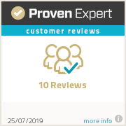 Ratings & reviews for Card Compact Ltd.