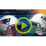 Patriots vs dolphins live stream