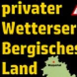 Wetterservice Bergisches Land