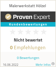 Erfahrungen & Bewertungen zu Malerwerkstatt Hölzel