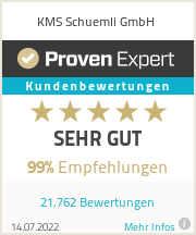 Erfahrungen & Bewertungen zu KMS Schuemli GmbH