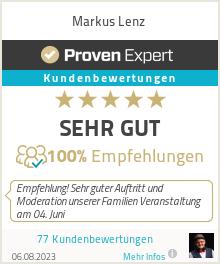 Erfahrungen & Bewertungen zu Markus Titschnegg