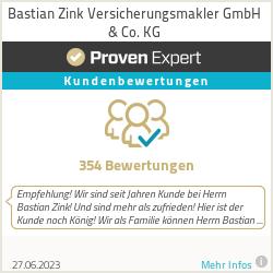 Erfahrungen & Bewertungen zu Bastian Zink
